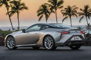 You Can Buy A Used Lexus LC For $40,000 Off Original Price
