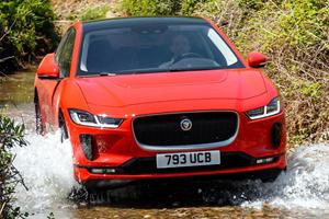 Jaguar J-Pace Won't Have A Typical AWD System
