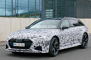 Is This The US-Bound Audi RS6 Avant?