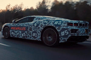 "McLaren's New Grand Tourer Will Not Be Called ""GTZ"""