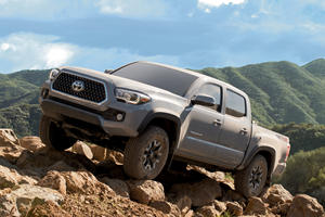 Toyota Isn't Worried About The Jeep Gladiator