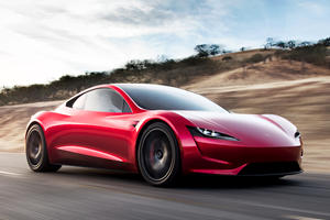 Refer A Friend And Win A New Tesla Roadster