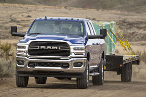 2019 Ram HD Lone Star Rolls Into Texas Bigger and Blingier