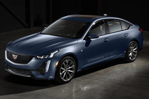 2020 Cadillac CT5 Looks Stunning In All Colors