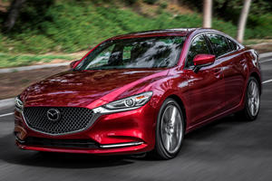 Say Goodbye To The Manual-Equipped Mazda6