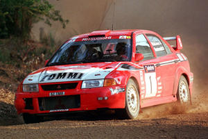 It's Been 20 Years Since Mitsubishi Last Won The World Rally Championship