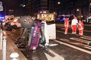 German Street Racers Get Life In Prison For Fatal Crash