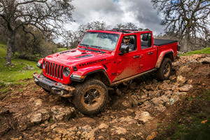 2020 Jeep Gladiator First Drive Review: Are You Not Entertained?