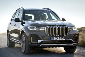 BMW Having Teething Problems With New X7