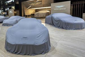 Aston Martin Could Call Its Next Supercar 'Valen'