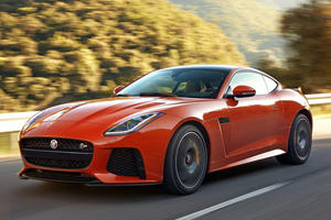All-Electric Jaguar F-Type Decision Imminent