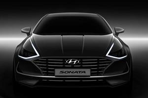 2020 Hyundai Sonata Could Be An All-Weather Sedan