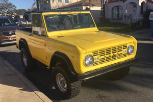 Weekly Craigslist Hidden Treasure: 1968 Ford Bronco
