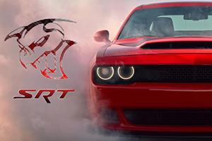 Dodge Reveals Plans For $200,000 Challenger SRT Ghoul