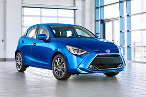 Presenting The 2020 Toyota Yaris Hatchback