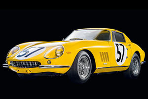 Ferrari Restores Rare Le Mans Racer To Its Former Glory