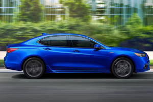 2020 Acura TLX Arrives With New Premium Paint Options
