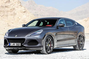 Lotus Could Make A Lightweight Sports Sedan