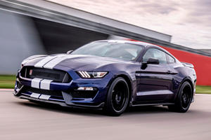 Next-Generation Ford Mustang Will Be Dodge Challenger Big