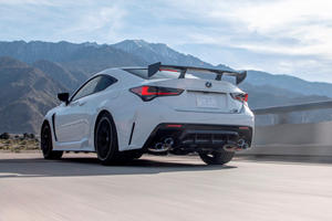 2020 Lexus RC F Track Edition First Drive Review: A Special Type Of Track Car