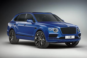 Bentley Adds Flare To V8 Bentayga With New Design Series