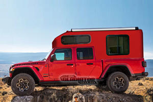 Get Ready For Jeep Gladiator Overland Adventures