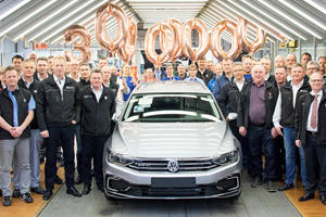 Volkswagen Passat Is Now The Best-Selling Midsize Car On The Planet