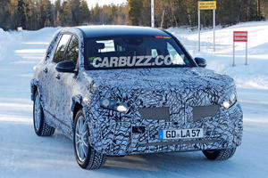 Is Mercedes Cooking Up An Electric Mini G Wagon?