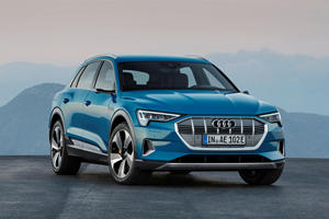 Audi e-tron Coming With Way Less Range Than We Thought