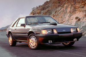 Is The Ford Mustang SVO About To Make A Comeback?