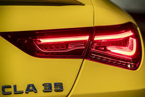 Here's Your First Look At The Stunning Mercedes-AMG CLA 35
