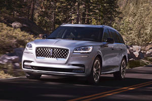 2020 Lincoln Aviator's Sound System Comes With 28 Speakers