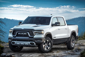 Ram 1500 Defeats Chevrolet Silverado As Second-Best Selling Truck