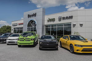 Fiat Chrysler Settles Suit Over Forcing Dealers To Fake Sales