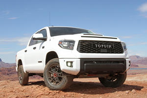 Toyota Launching New Global Truck Platform