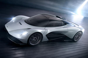 Aston Martin's Baby Valkyrie Will Have 1,000 HP And Cost Over $1 Million