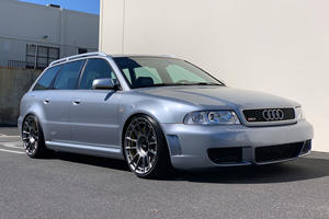This Audi RS4 Avant Is Forbidden Fruit You Can Actually Eat