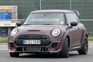 The Insane Mini John Cooper Works GP Must Be Coming Soon