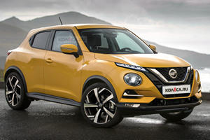 Would You Be Happy If This Was The New Nissan Juke?