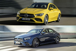 Mercedes-AMG A35 Vs. CLA35: Which One Should You Buy?