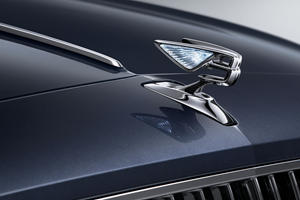 Bentley Previews New Flying Spur