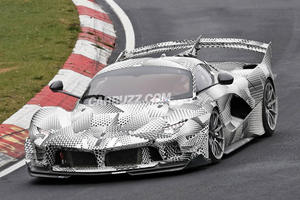 What Is This Ferrari FXX K Evo Hiding?