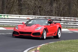 How Fast Is The Corvette ZR1's Nurburgring Lap Time?