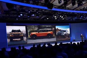 Don't Like The New Escape? Wait For Ford's Baby Bronco