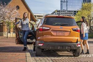 Ford Discounts Popular EcoSport Models