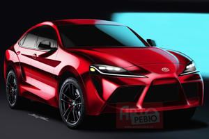 Look How Ugly Someone Made The Toyota Supra