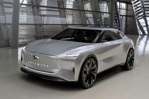 Meet The Gorgeous Infiniti Qs Inspiration Concept
