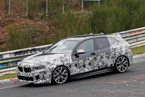 BMW Cooking Up New Hot Hatch