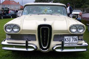Biggest Automotive Missteps: Ford Edsel