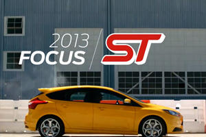 Ken Block and Friends Hoon the New Ford Focus ST in Promo Preview
